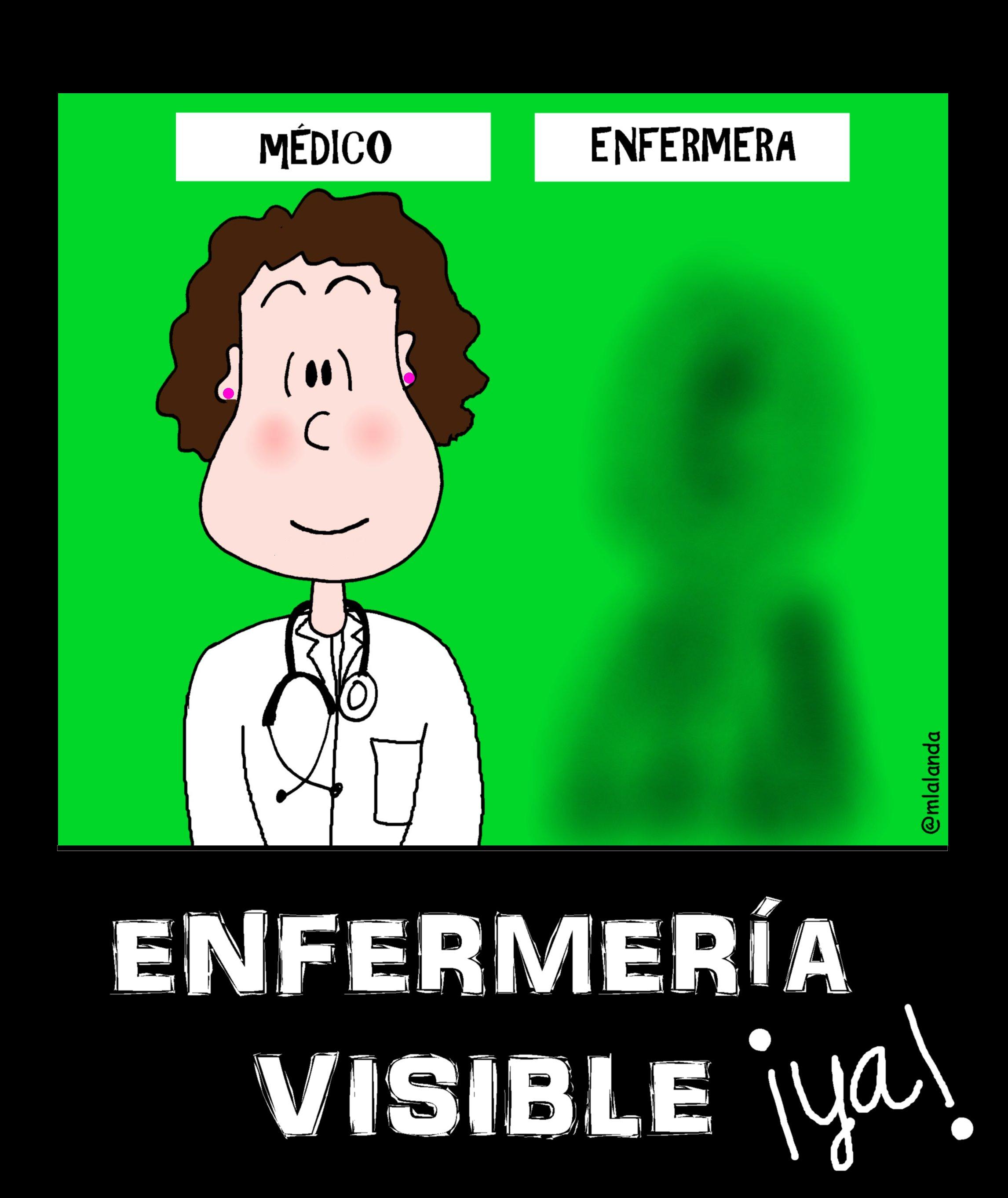 ENFERMERIA VISIBLE