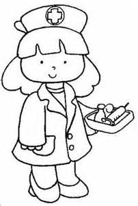 Dibuja enfermeras